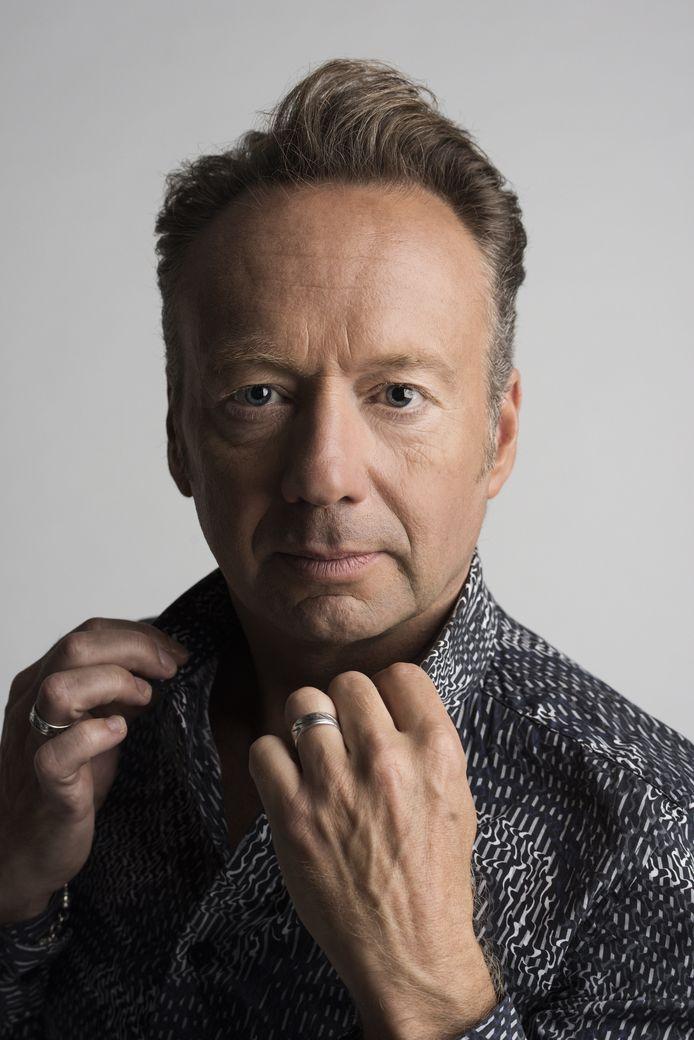 Muzikant en tv-presentator Joris Linssen.