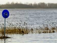 Waterpeil Lauwersmeer gaat omhoog om riet te laten groeien