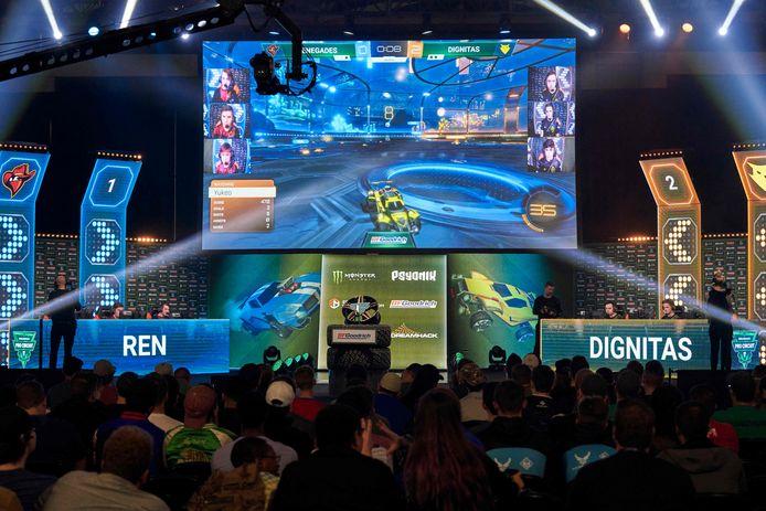 Nederland wordt tijdens de Intel World Open, een Rocket League-competitie die onderdeel is van de Olympische Spelen, vertegenwoordigd door Thomas Brinkhorst, Ole van Doorn, Mike Verkuijlen en Maarten van Zee.