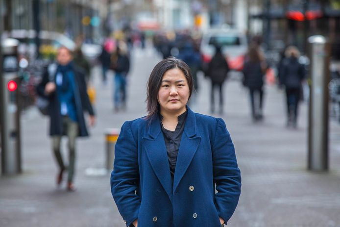 Jiye Seong-Yu stijdt tegen discriminatie van Aziaten. Ze ziet een enorme toename na de uitbraak van corona