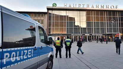 Gijzeling aan de gang in station Keulen