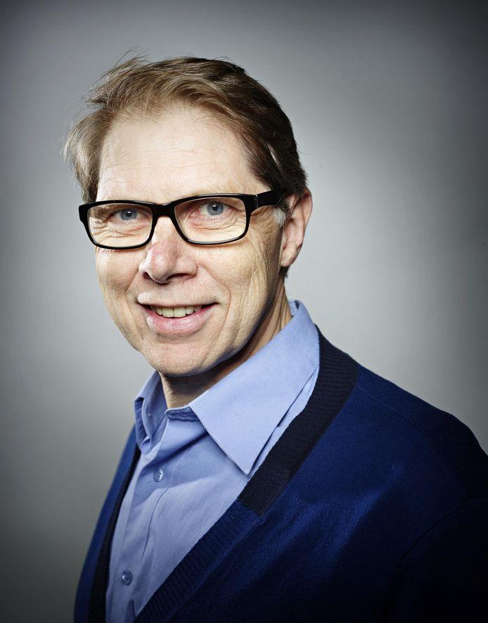 Schrijven en taalliefhebber Wim Daniëls.