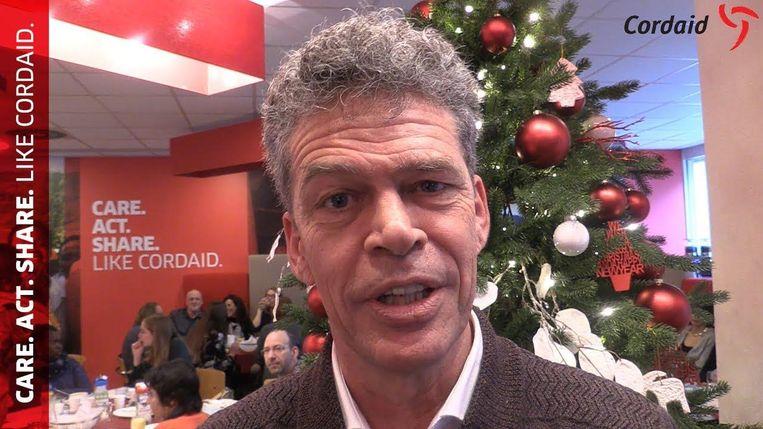 Kees Zevenbergen, directeur van Cordaid. Beeld