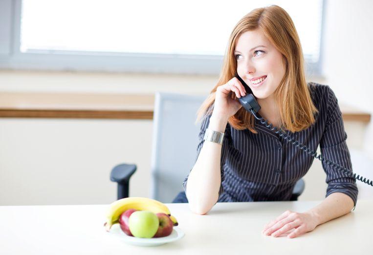 Illustratie: u maakt best een afspraak via de telefoon