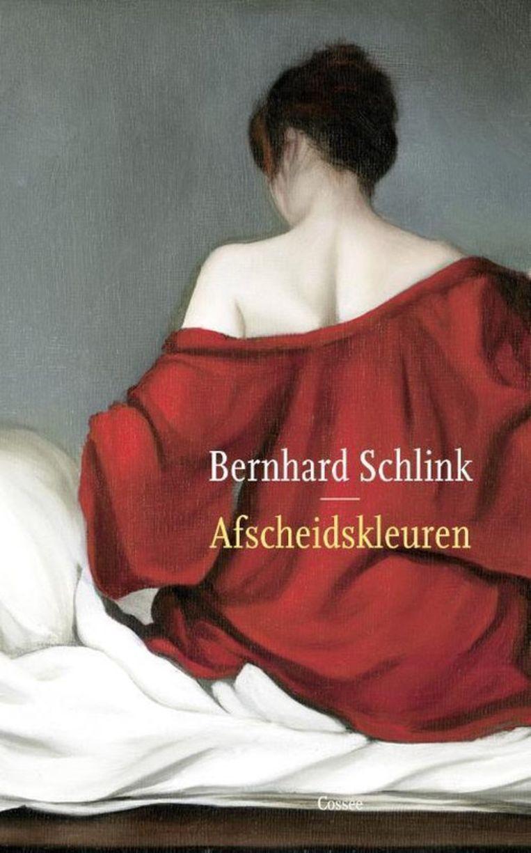 Bernhard Schlink, 'Afscheidskleuren', Cossee, 250 p., 24,99 euro. Vertaling Kees Wallis. Beeld RV