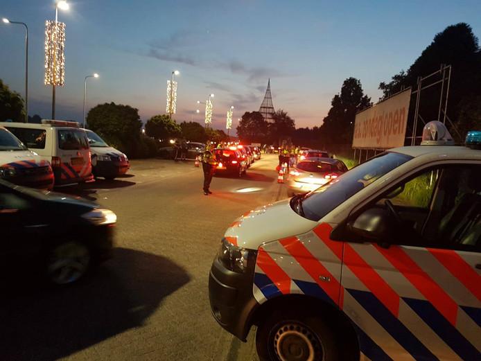 Grote alcoholcontrole in Gilze Rijen, Dongen en Waalwijk.