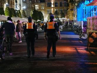 """Politie Leuven schakelt extra patrouilles in dit weekend, maar geen boetes voor plexischermen: """"We gaan het gezond verstand gebruiken"""""""
