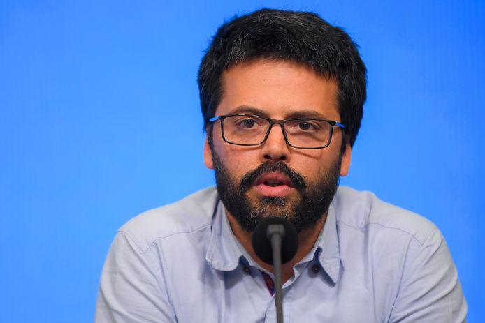 Emmanuel André.