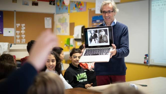 Overleden maar niet vergeten: Kinderen maken kennis met Jan De Winter