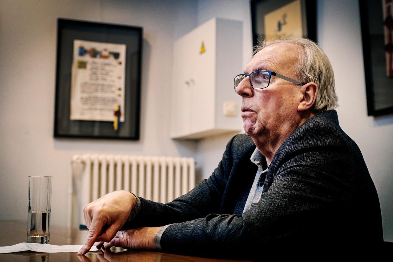 Freddy Willockx is buur van Conner Rousseau, die hij kent van kindsbeen af: 'Als er iets op mijn lever ligt, dan bel ik hem gewoon.' Beeld Tim Dirven