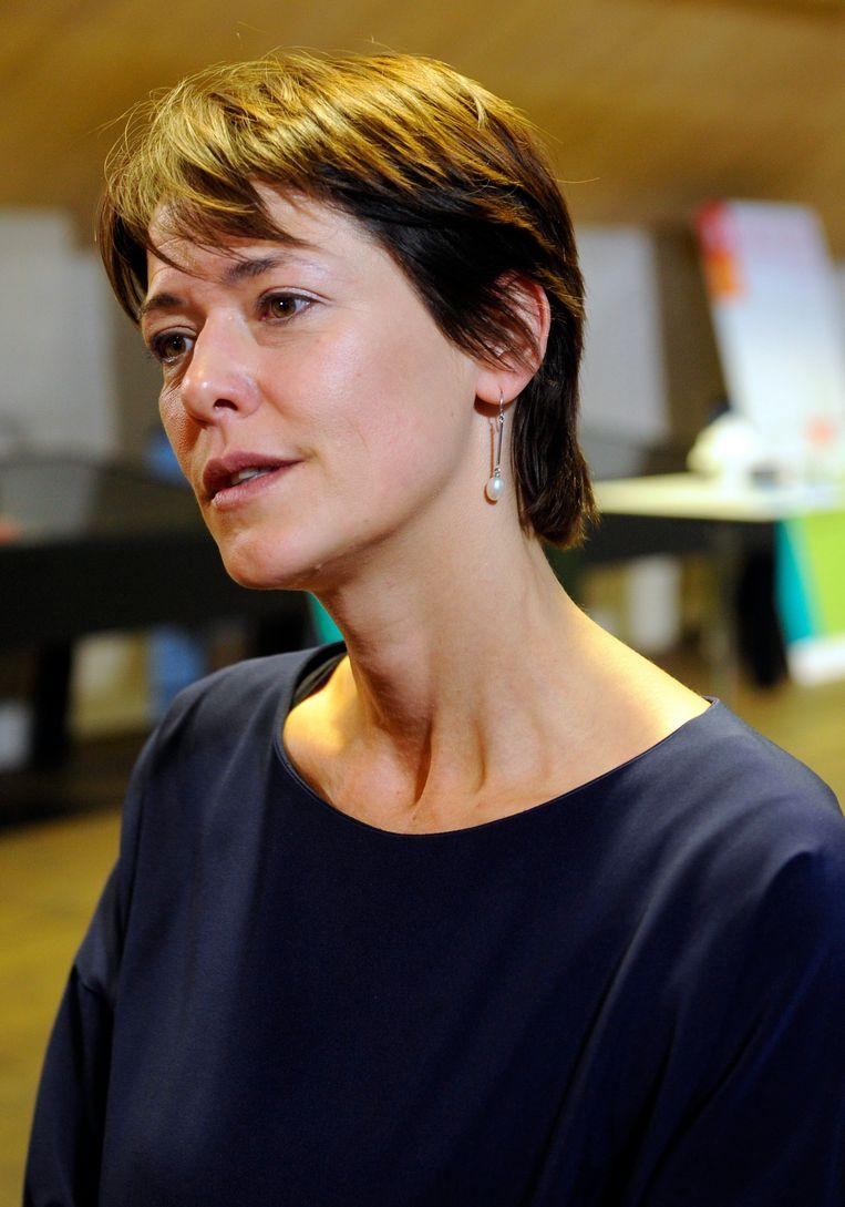 Kathleen Van Brempt.