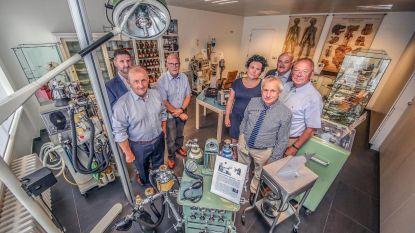 OLV van Lourdes Ziekenhuis opent zorgmuseum