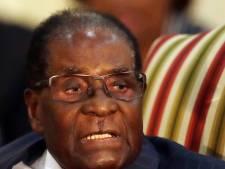 Oud-heerser Zimbabwe 'verliest' 1 miljoen dollar in gestolen koffer