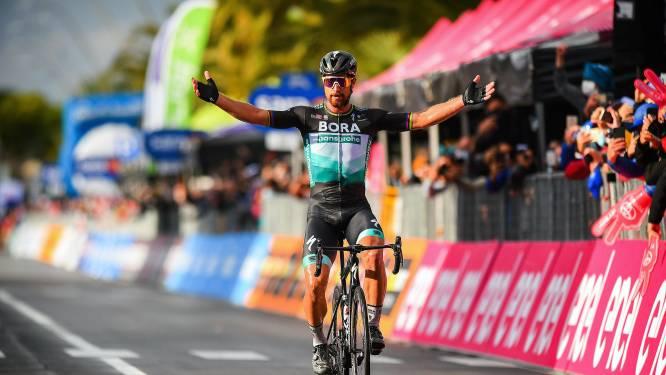Eerste zege in 15 maanden: fenomenale Sagan soleert na heerlijke Girorit naar overwinning