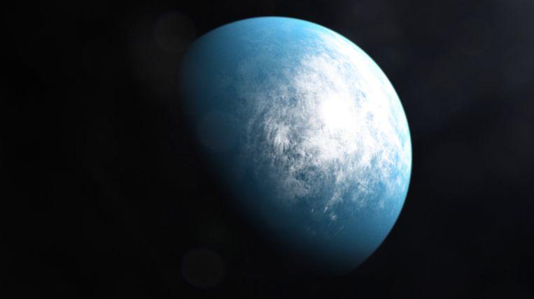 Planeet TOI 700 d. Beeld NASA