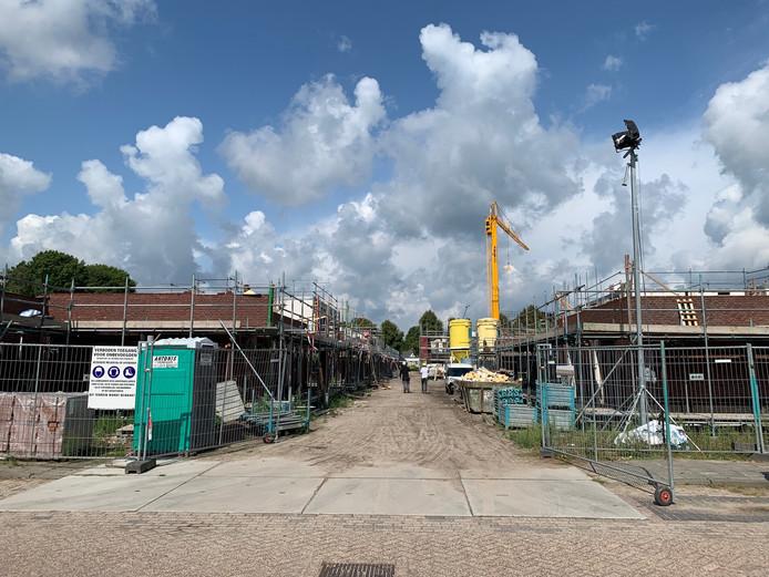 Nieuwbouw in Hilvarenbeek, hier het project Hof Zuiderbeek.