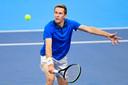 Jusqu'ici, Kimmer Coppejans n'avait atteint le tableau final qu'à Roland-Garros.