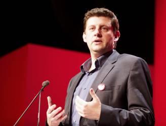 John Crombez wordt sp.a-fractieleider in het Vlaams Parlement