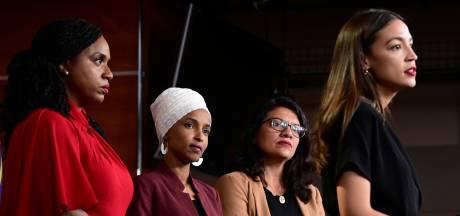 Democraten plannen resolutie tegen 'xenofobe tweets' van Trump