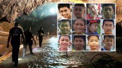 Iedereen gered: deze moedige voetballertjes zaten met hun coach 17 dagen lang vast in een Thaise grot