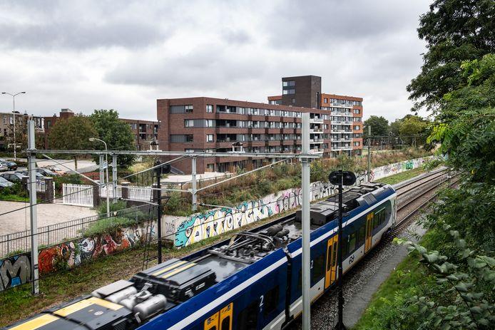 Het appartementencomplex van Stuworld aan de Genestetlaan