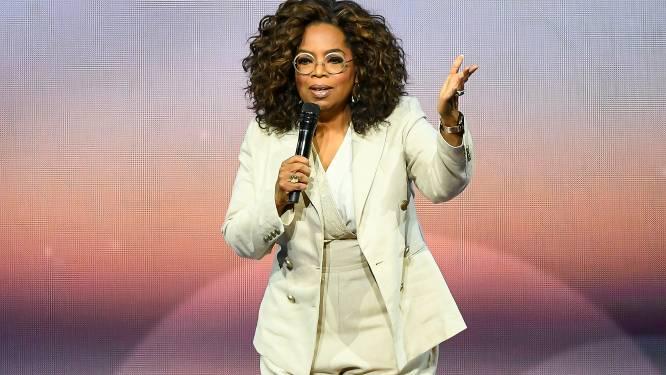 """Oprah Winfrey vertelt over mishandeling door grootmoeder: """"Ze nam een zweep en ik kreeg een afranseling"""""""