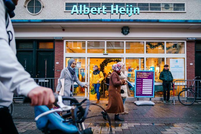 Een willekeurige Albert Heijn. Foto ter illustratie