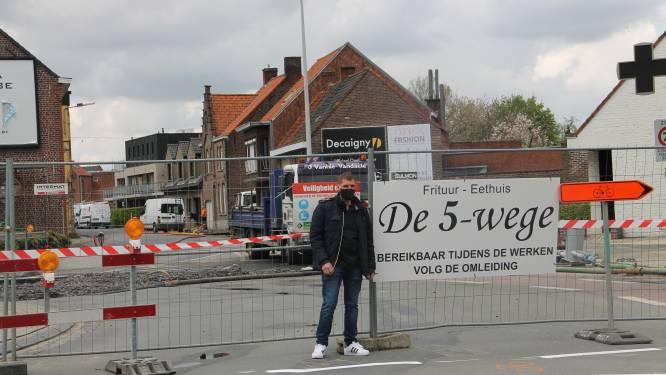 Izegem past omleiding bij werken Vijfwegen aan na sluipverkeer in wijken