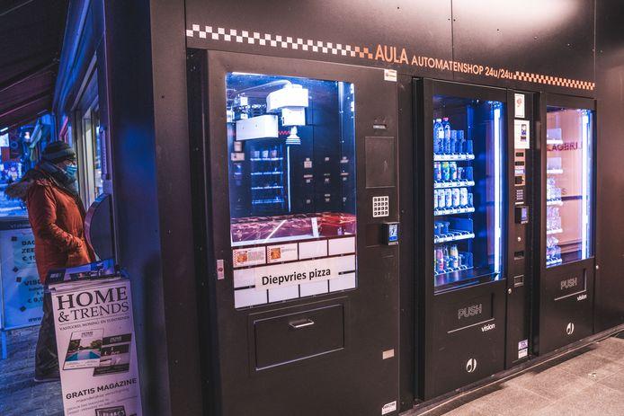 automaten in Gent