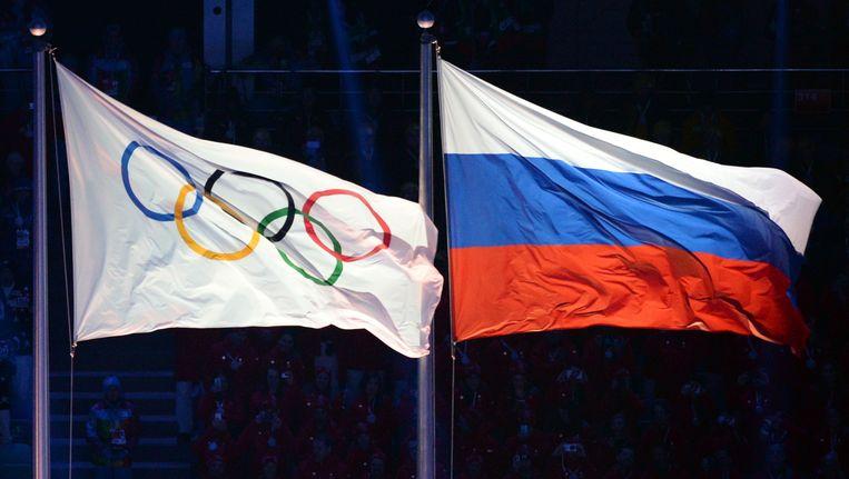 Rusland geeft voor het eerst toe dat er sprake is geweest van doping. Beeld AFP