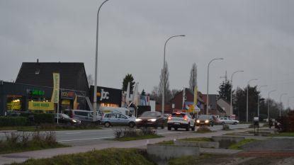 300.000 euro voor herstructurering baanwinkels langs Liersesteenweg