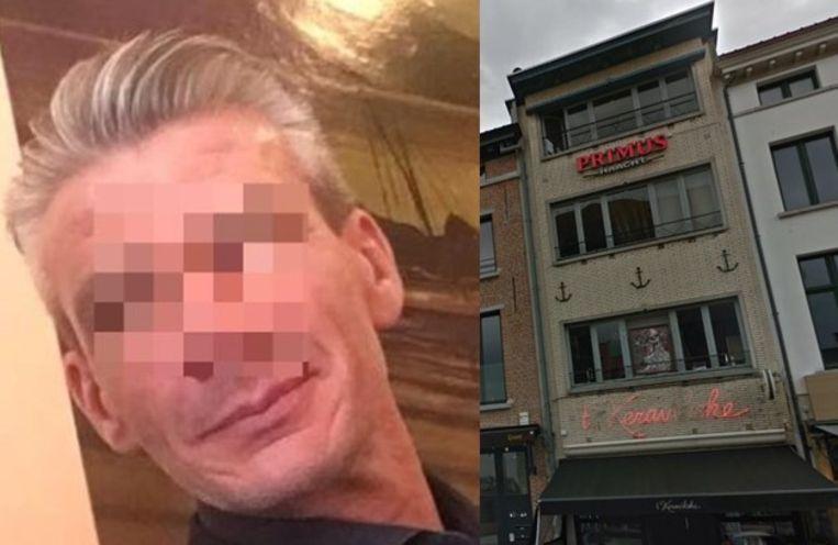 Steven V.G., eigenaar van café 't Keravikske aan het MAS, belandde afgelopen zomer in de cel voor zijn betrokkenheid in een transport van 1,3 ton cocaïne.