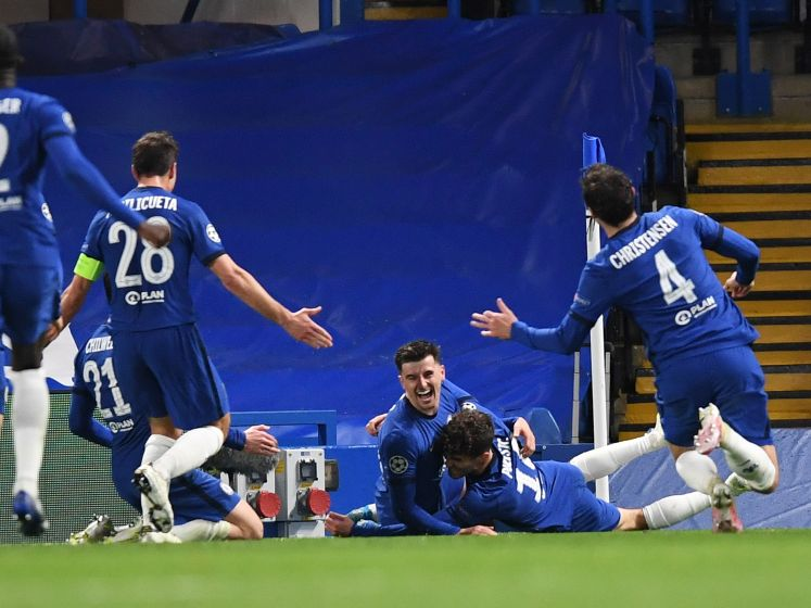 Chelsea klopt Real Madrid en staat in finale Champions League