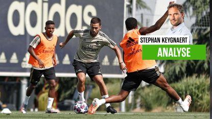 """Onze chef voetbal maakt zich zorgen over de toestand van Eden Hazard: """"De ellende mag gaan ophouden"""""""