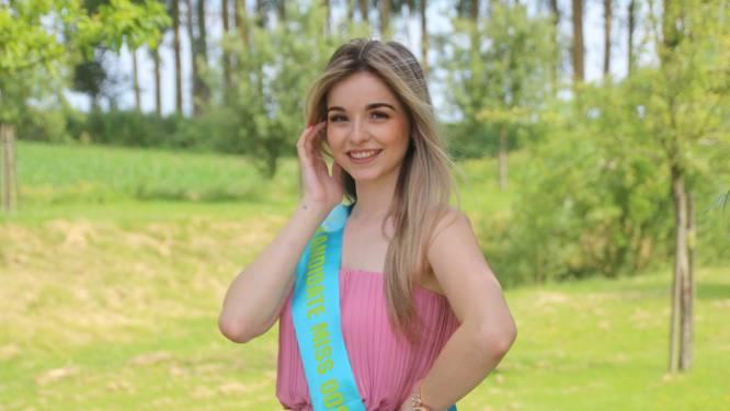"""Jana (20) van schoonheidssalon BEYOUTIFUL kandidate Miss België 2022: """"Altijd meisje-meisje geweest"""""""