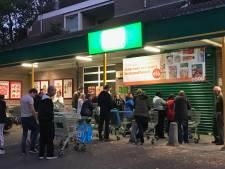 Boodschappen voor helft van prijs: topdrukte op allerlaatste dag Emté in Cromvoirt