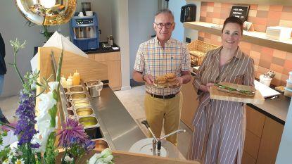 Nieuwe horecazaak in coronatijd ? Karel Laenen en dochter Jolien spelen het klaar met 'De 40' (maar na de crisis gaat Jolien weer verder met restaurant Wingerd)