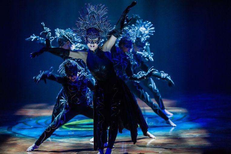 Amaluna is de nieuwe show van Cirque do Soleil Beeld Jean-Francois Gratton/Shoot Stud