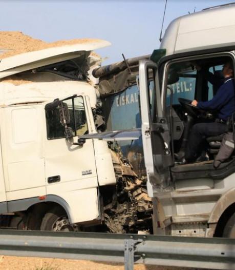 Trucker (50) uit Boxtel omgekomen bij ernstig ongeluk in België