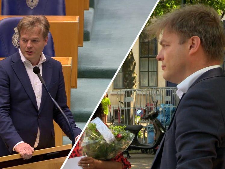 Pieter Omtzigt stapt uit CDA, keert wel terug in Kamer