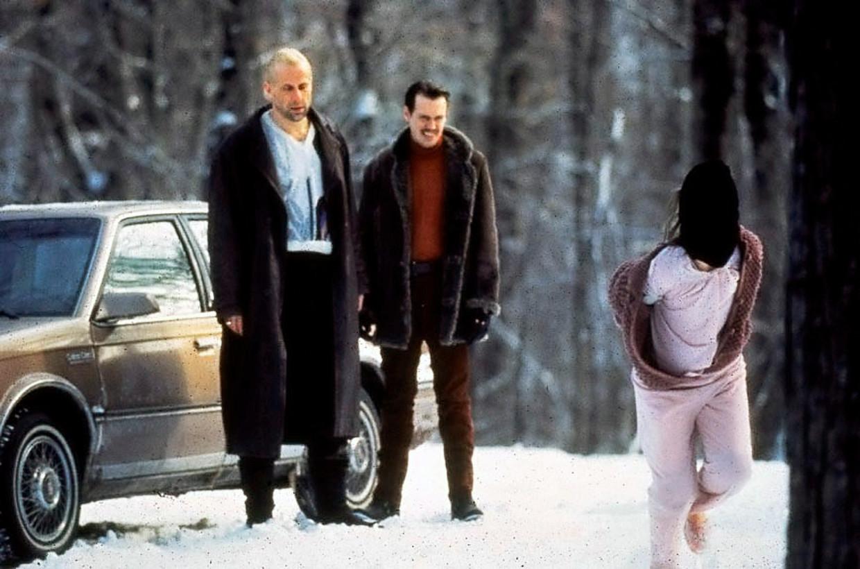 Peter Stormare en Steve Buscemi in 'Fargo'. Beeld CANAL+