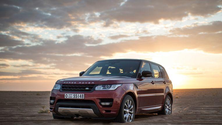 Range Rover Sport Beeld ap