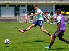 Feyenoord sluit trainingskamp in Zwitserland af met eerste nederlaag