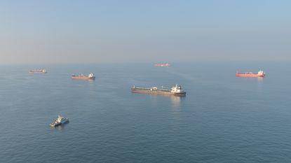 Verontreiniging schadelijke stoffen in de Noordzee blijft een probleem