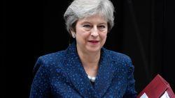 IMF voorspelt zware klappen voor Britse economie bij harde brexit