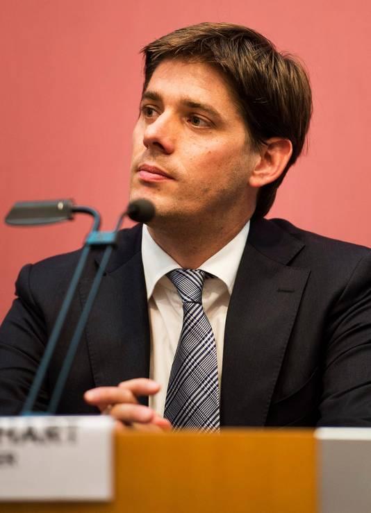 Wethouder Arjan Vliegenthart (Inkomen en Armoede)