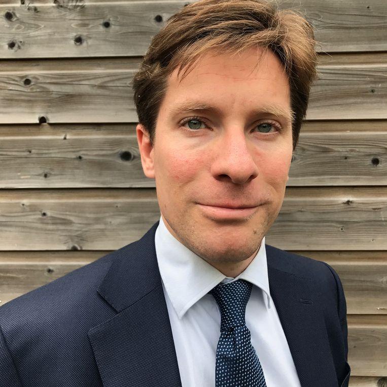 Bart van Horck van CDA-netwerk Midvoor  Beeld