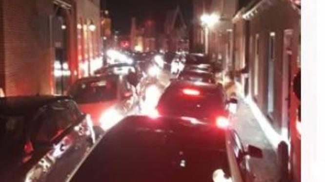 Sluipverkeer uit Geervliet geweerd na chaos van maandagavond