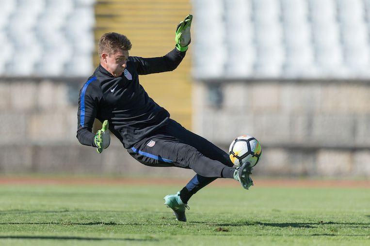 Ethan Horvath national ploeg VS