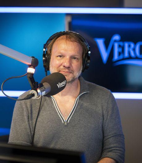 Rob Stenders heeft corona en is tijdelijk afwezig op Radio Veronica